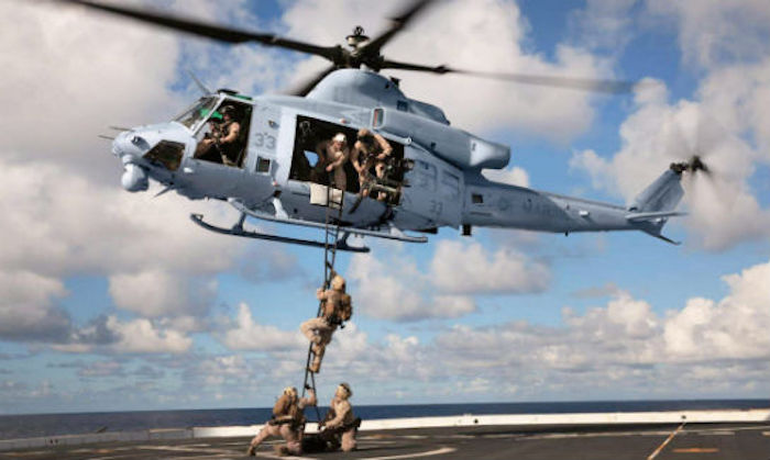 Bell Helicopter awarded $461M USMC attack & utility helicopter contract